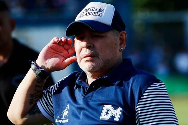 17 Maradona Fallece 9