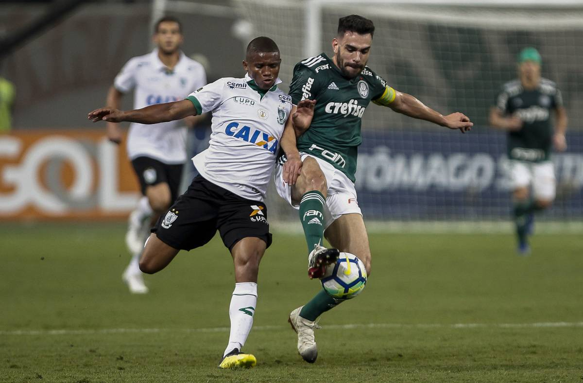 Palmeiras v America MG - Brasileirao Series A 2018