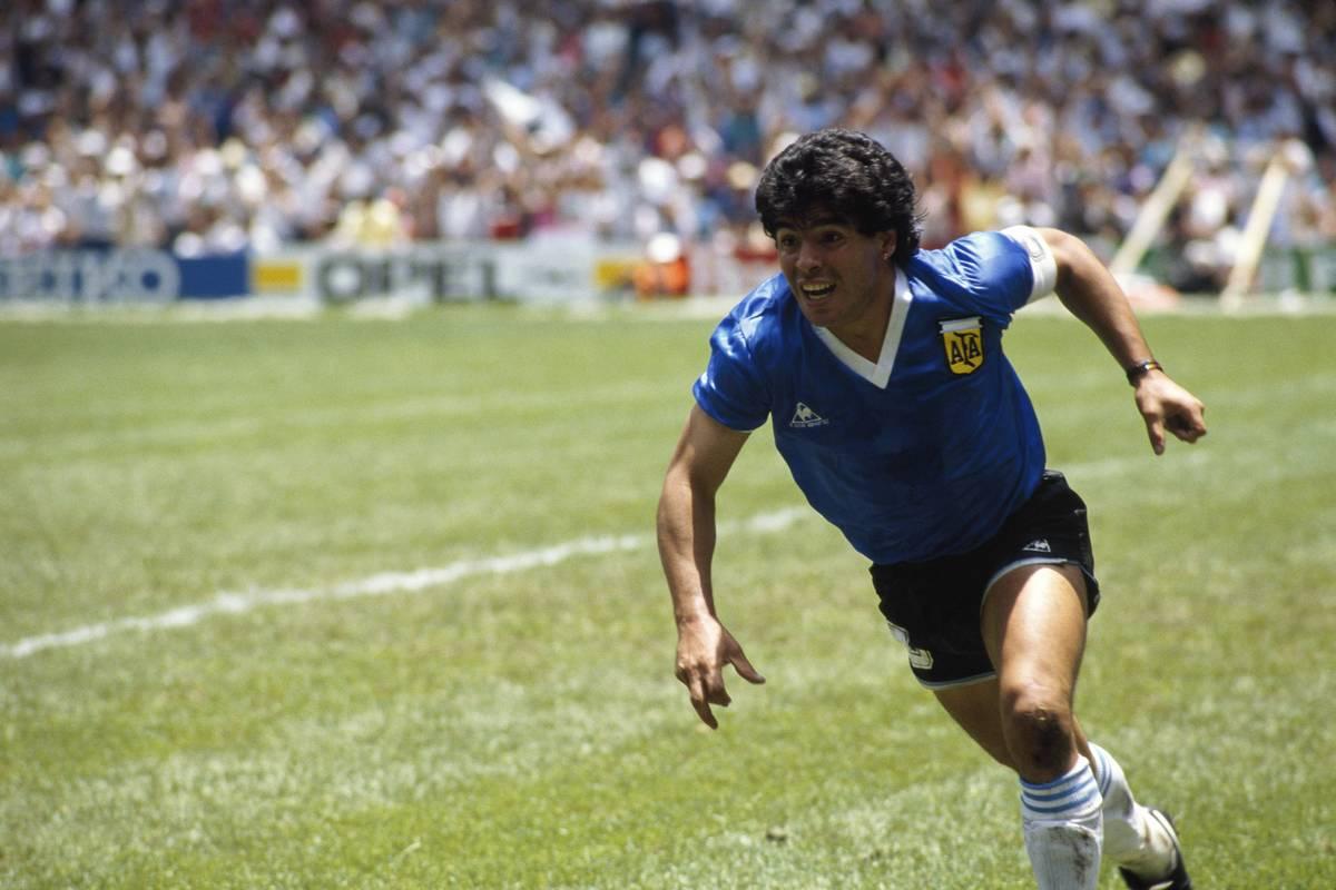 Soccer - Diego Maradona