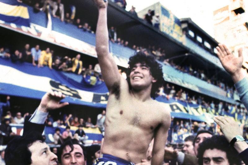 Soccer Hero Diego Maradona