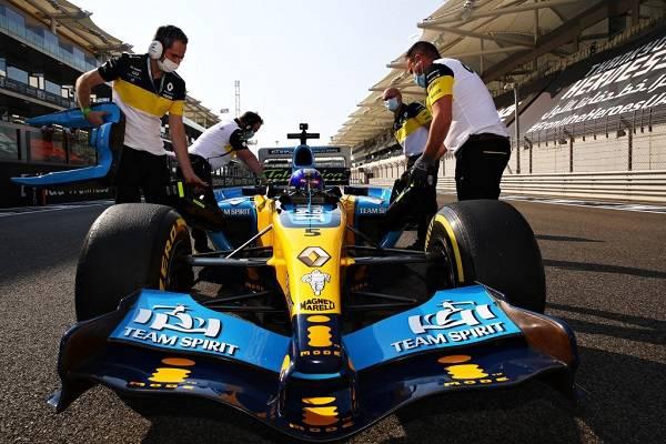 19 Pilotos F1 8