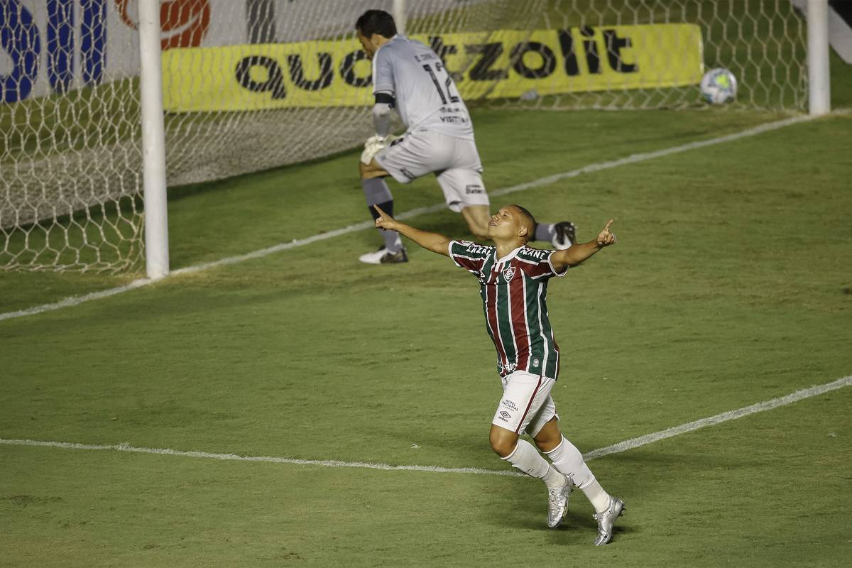 2020 Brasileirao Series A: Fluminense v Botafogo Play Behind Closed Doors Amidst the Coronavirus (COVID-19) Pandemic