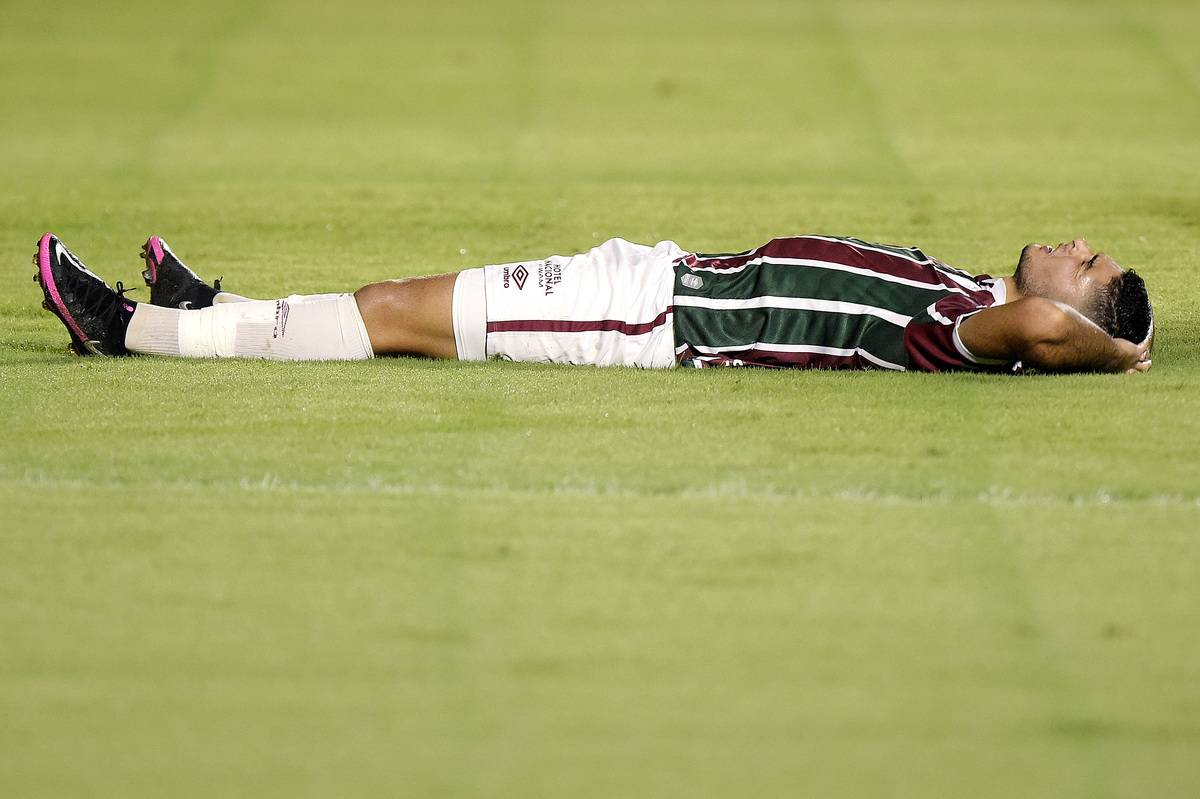 2020 Brasileirao Series A: Vasco da Gama v Fluminense Play Behind Closed Doors Amidst the Coronavirus (COVID - 19) Pandemic