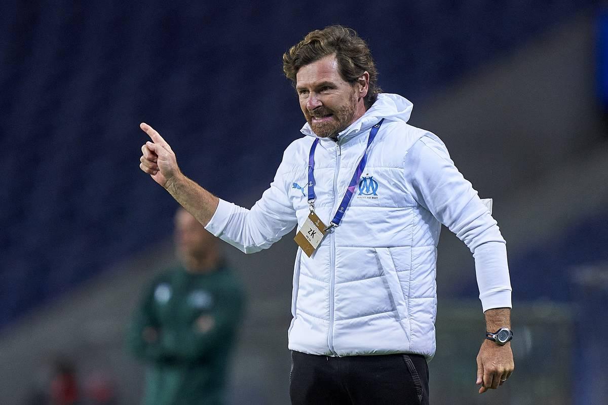FC Porto v Olympique de Marseille: Group C - UEFA Champions League