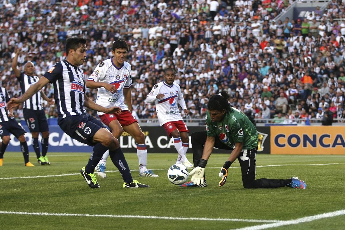 Monterey v Xelaju - 2012 - 13 CONCACAF Champions League