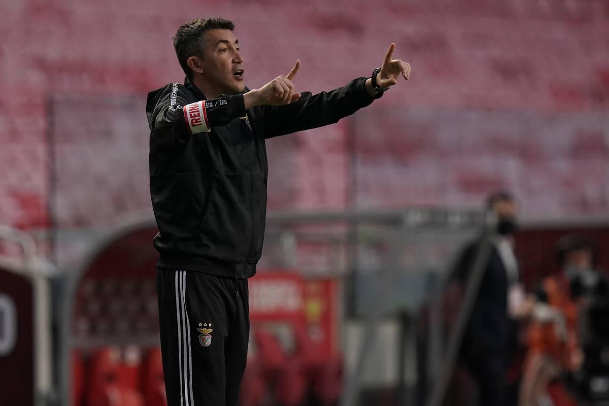 SL Benfica v CD Tondela - Liga NOS