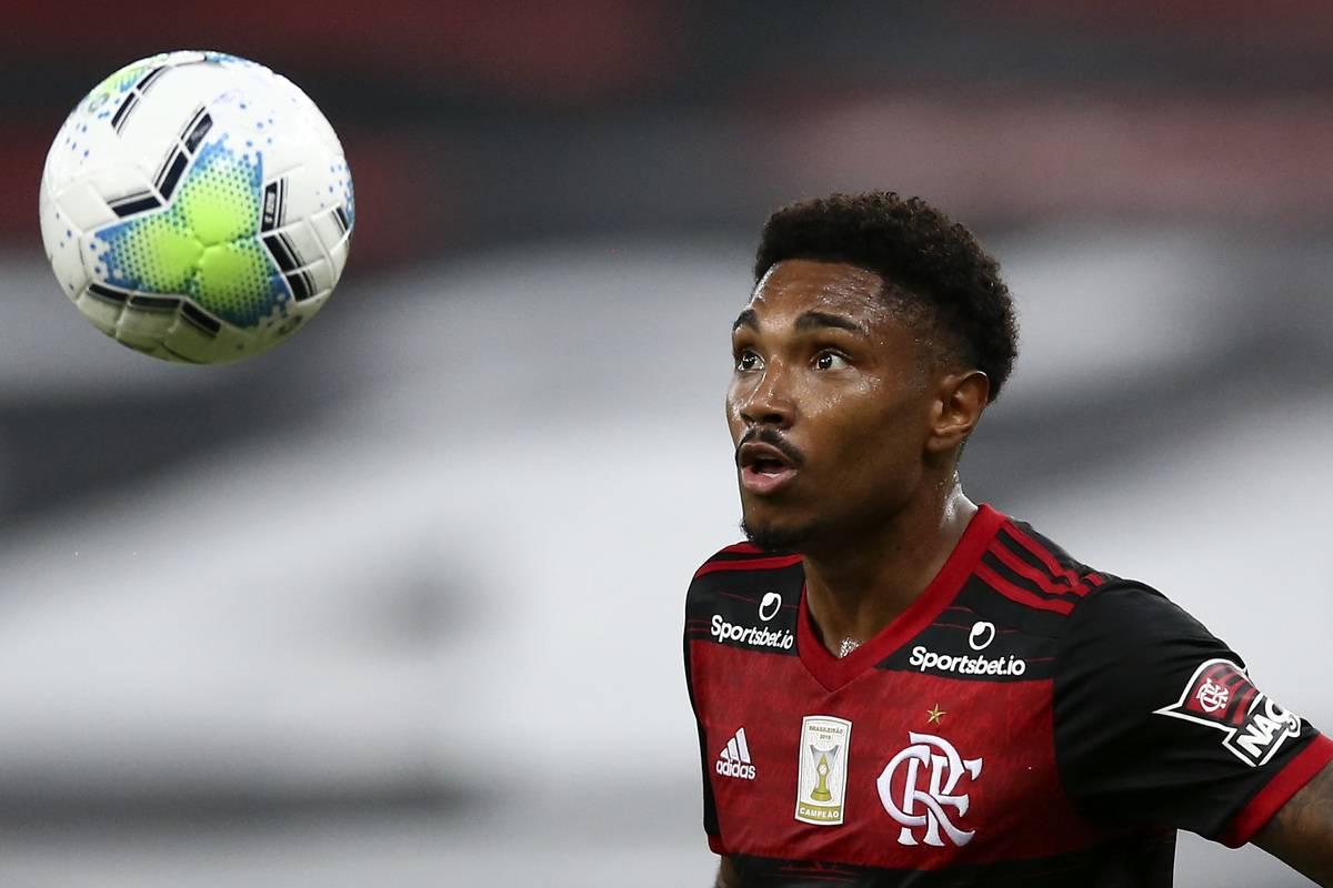 2020 Brasileirao Series A: Flamengo v Coritiba Play Behind Closed Doors Amidst the Coronavirus (COVID-19) Pandemic