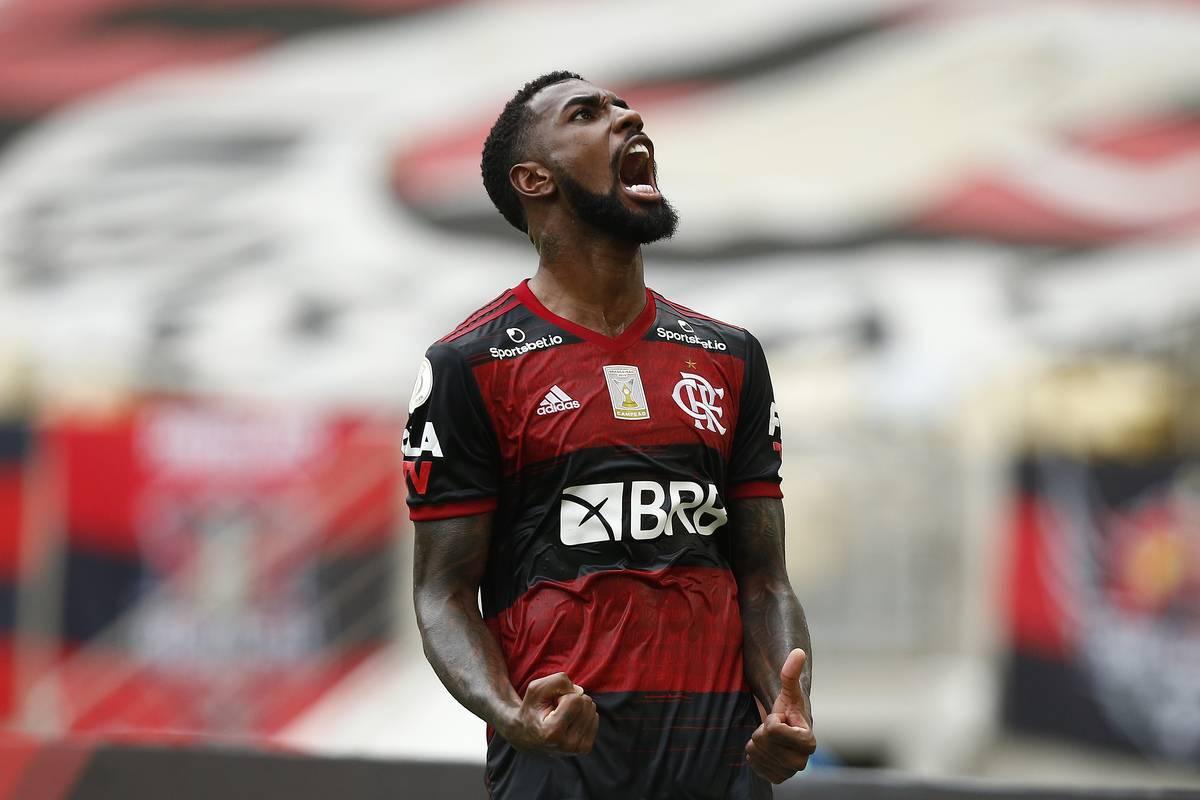 2020 Brasileirao Series A: Flamengo v Santos