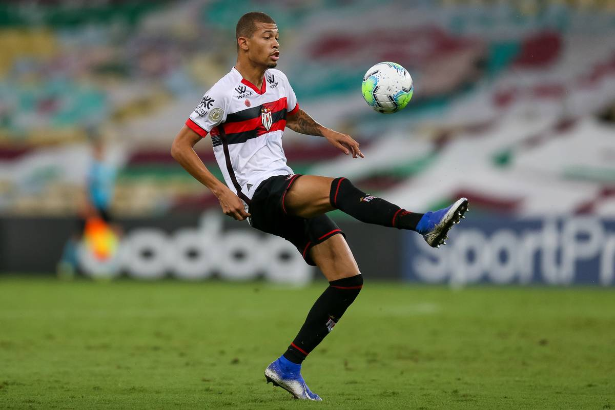2020 Brasileirao Series A: Fluminense v Atletico GO Play Behind Closed Doors Amidst the Coronavirus (COVID - 19) Pandemic