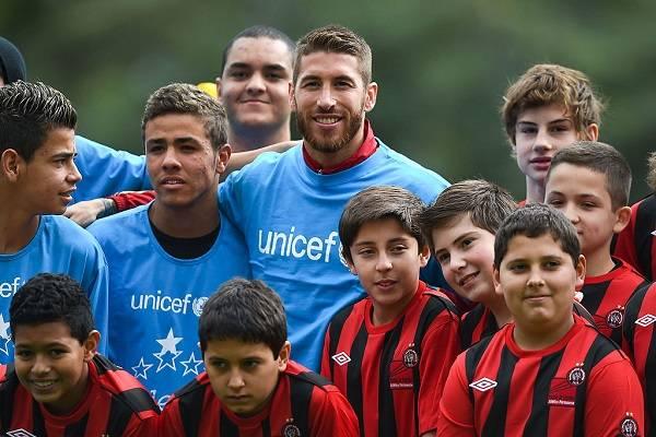 7 Sergio Ramos 11