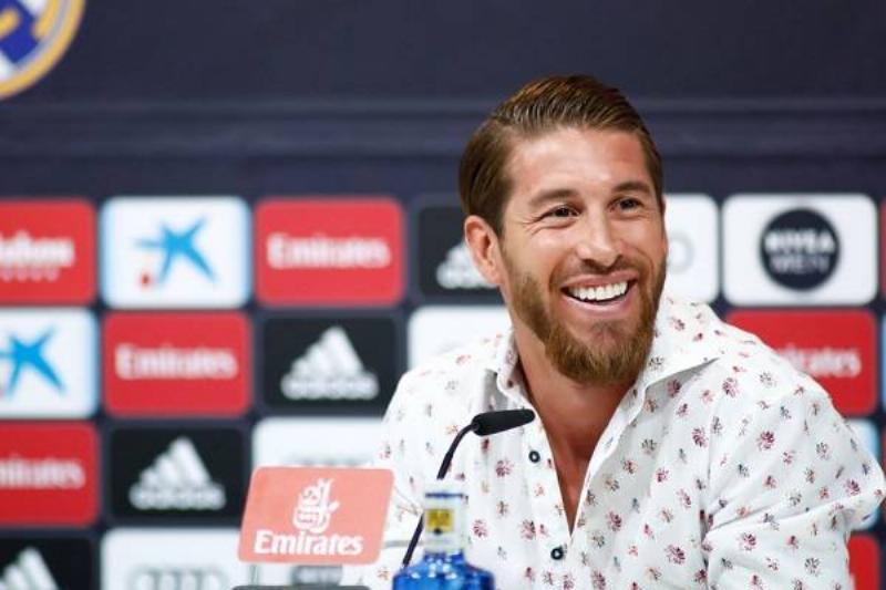 7 Sergio Ramos 14
