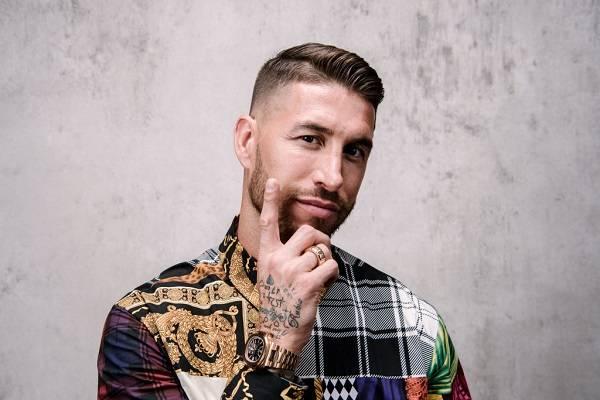 7 Sergio Ramos 16