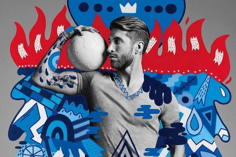 7 Sergio Ramos 17