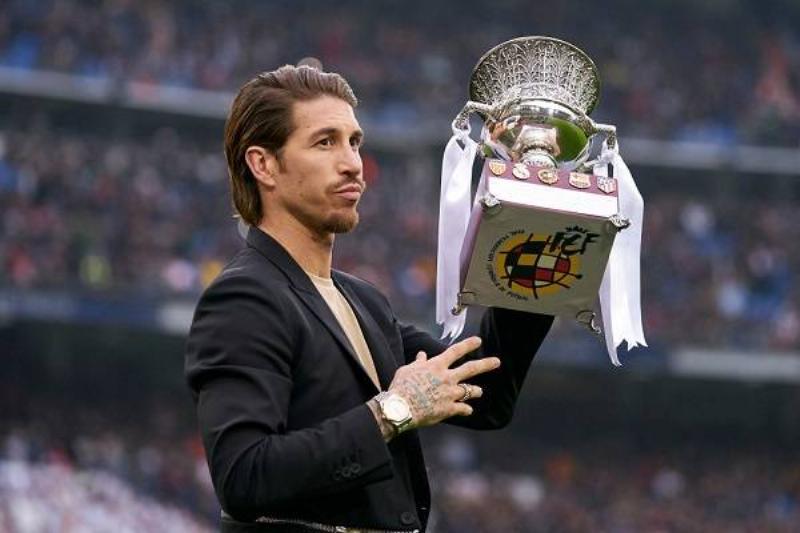 7 Sergio Ramos 18