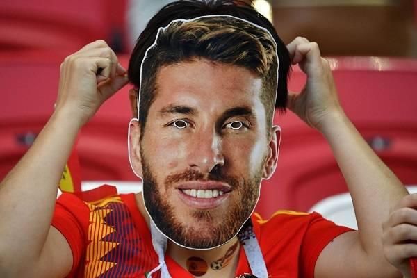 7 Sergio Ramos 20