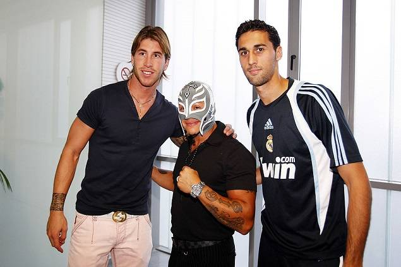7 Sergio Ramos 7