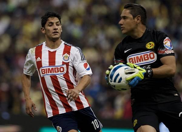 9 Jugadores Chivas America 14
