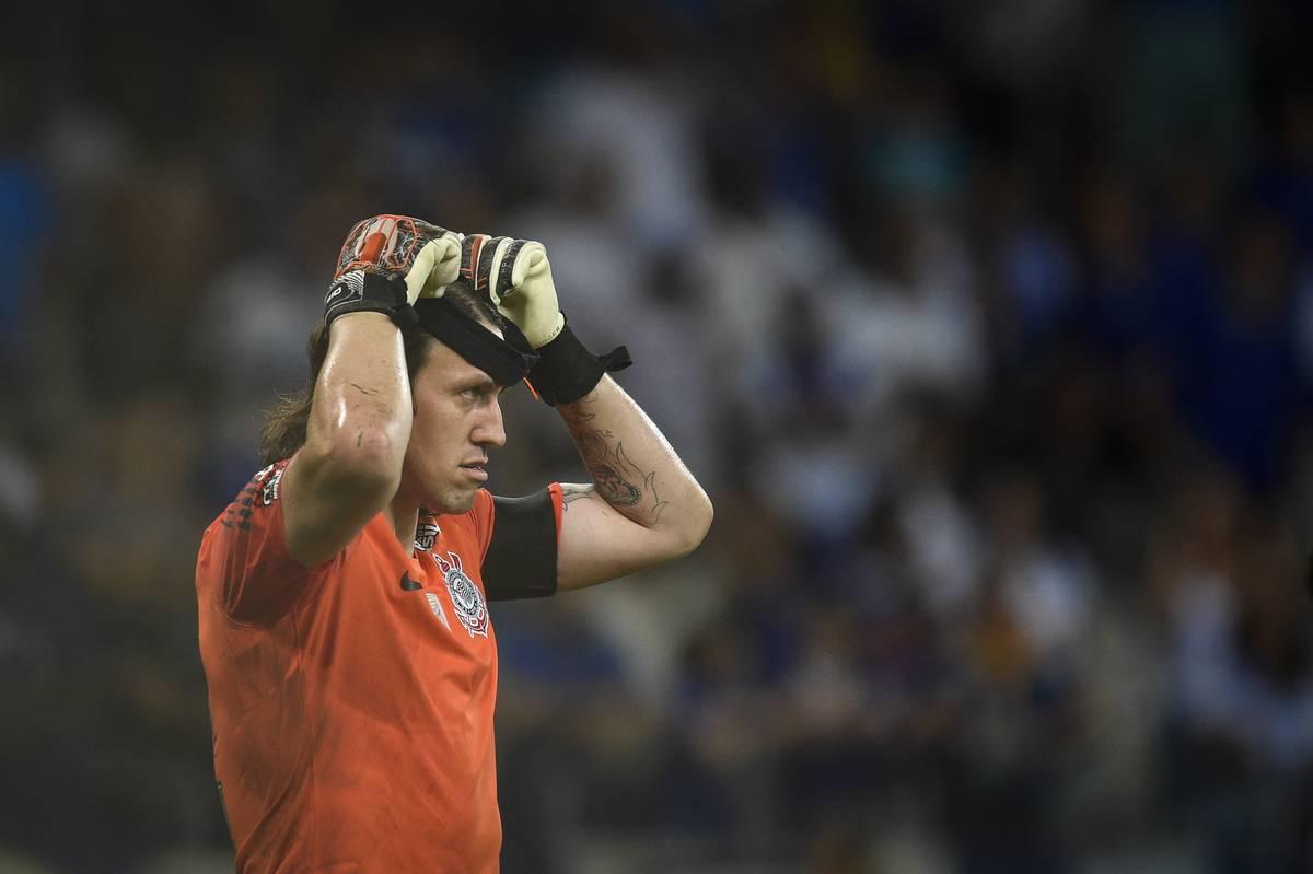 Cruzeiro v Corinthians - Brasileirao Series A 2018