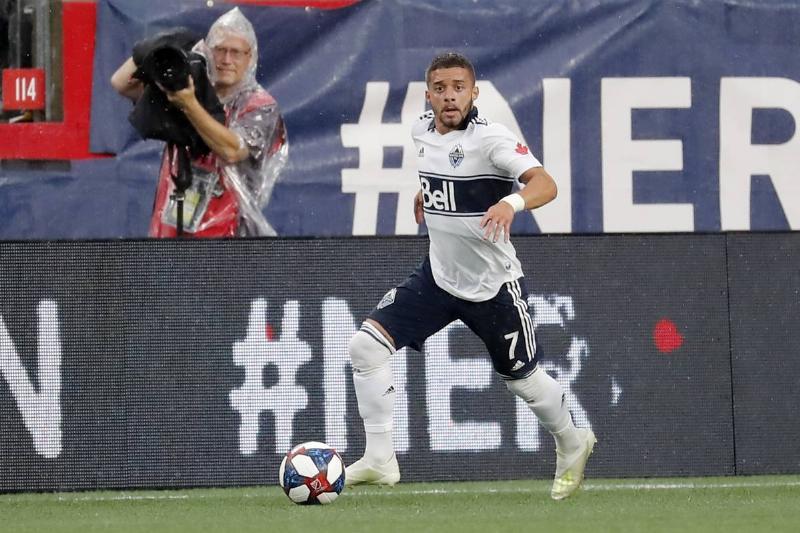 SOCCER: JUL 17 MLS - Vancouver Whitecaps at New England Revolution