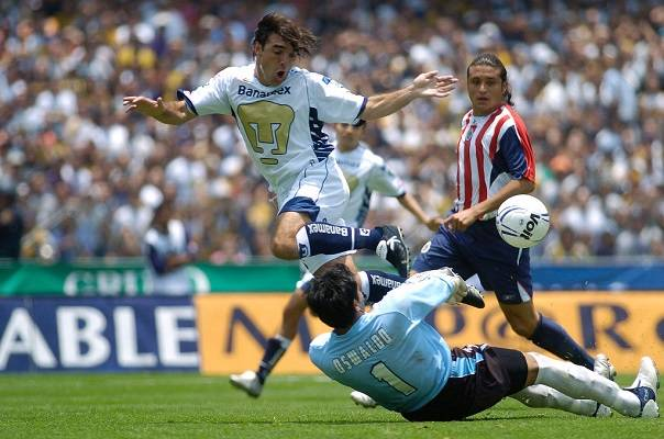 15 Oswaldo Sanchez 5