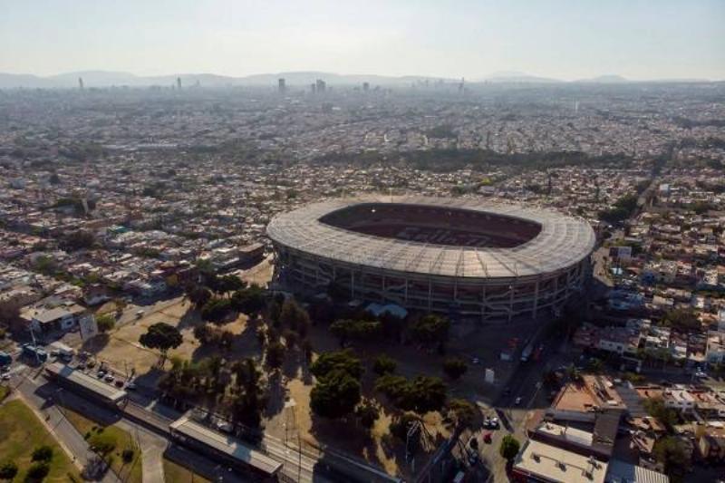 2 Estadios Mexico 2