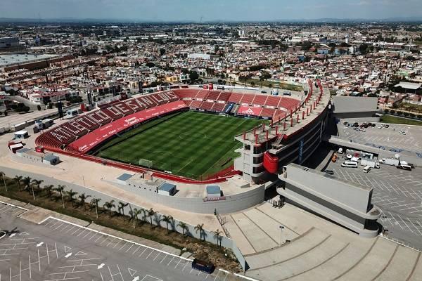 2 Estadios Mexico 4