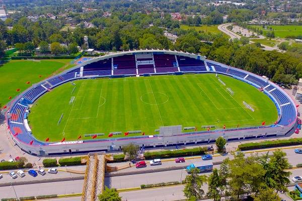 2 Estadios Mexico 9