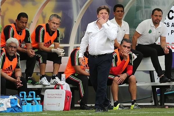 4 Entrenadores Mexico 2