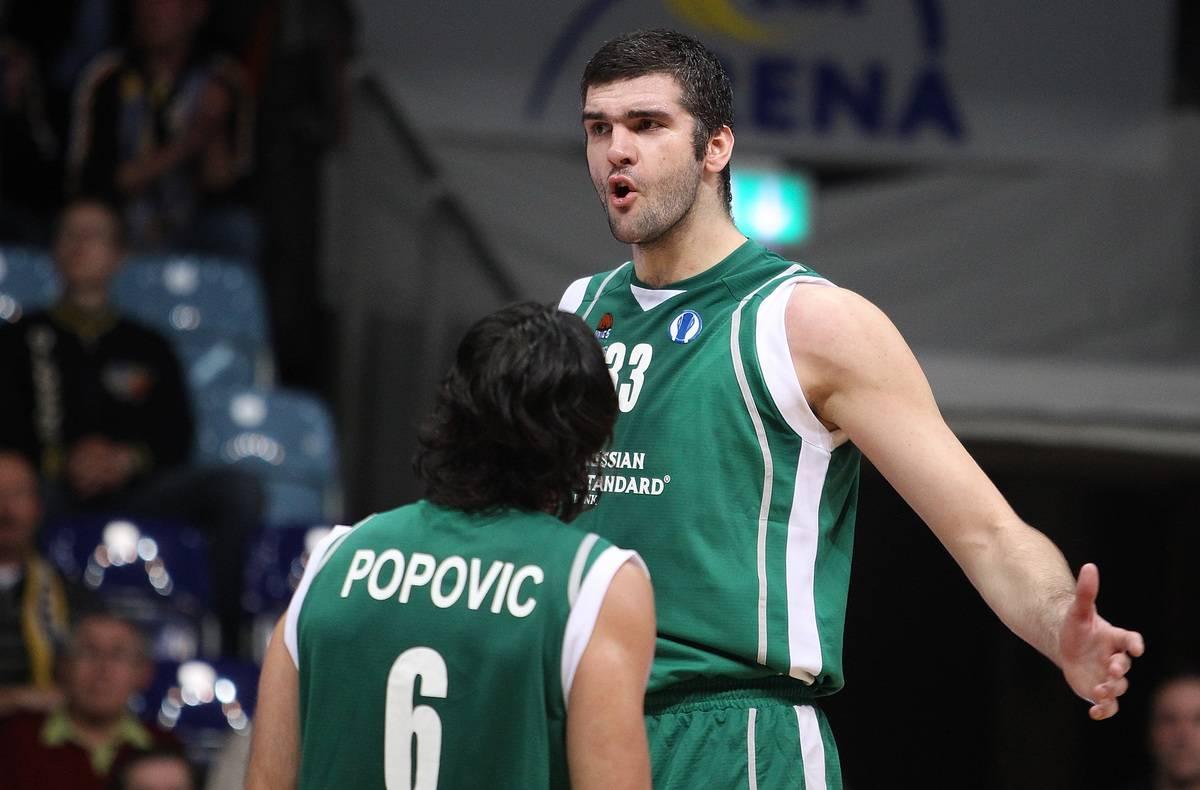 Ewe Baskets Oldenburg v Unics -Eurocup Basketball