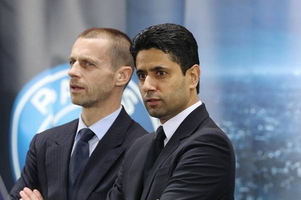 1 Superliga Europea 19