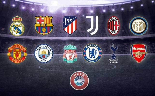 1 Superliga Europea 6