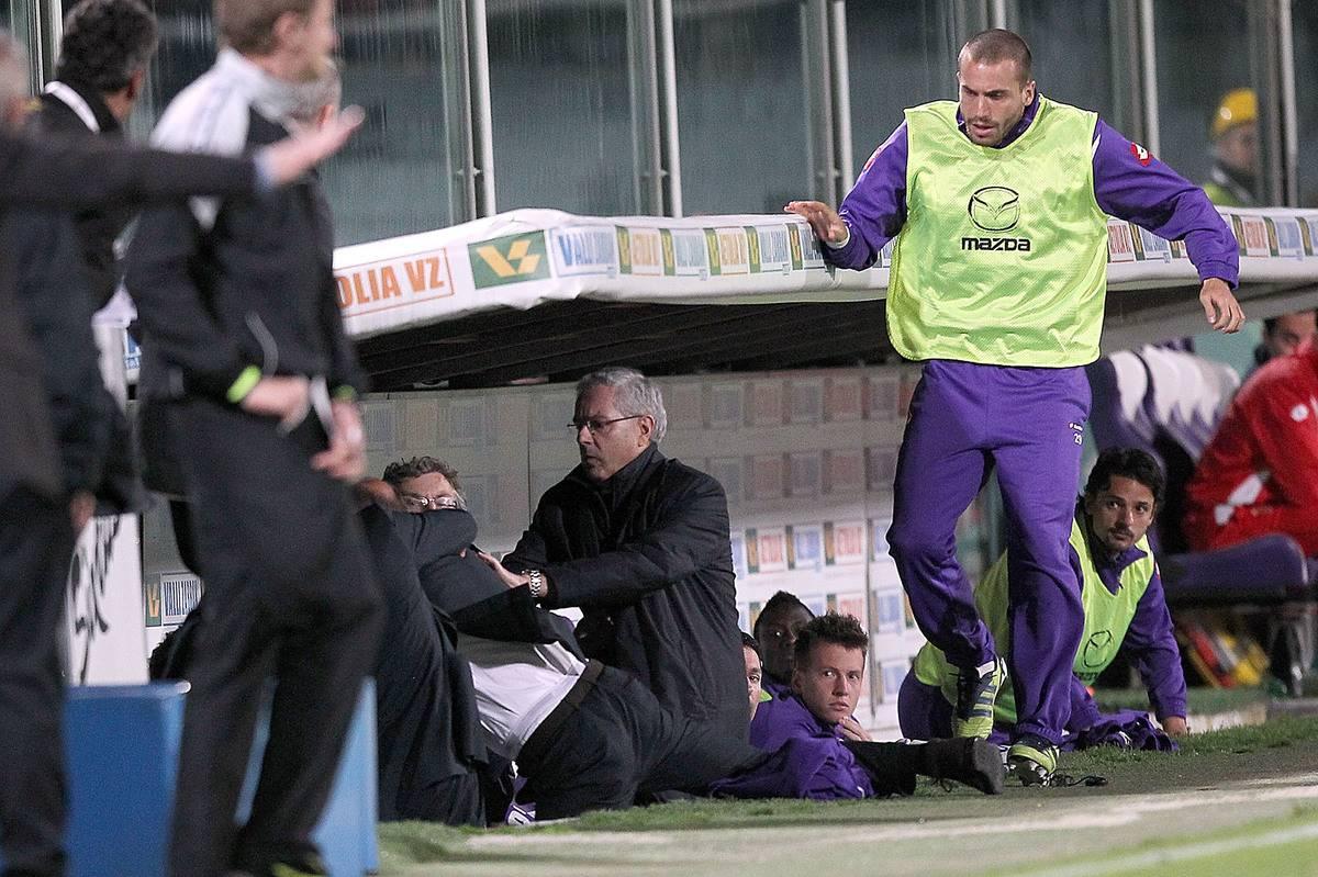 ACF Fiorentina v Novara Calcio - Serie A