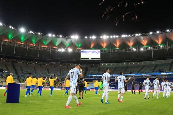 9 Copa America 13