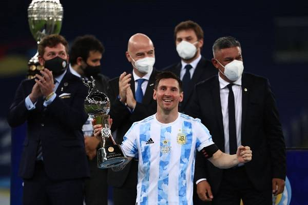 9 Copa America 20