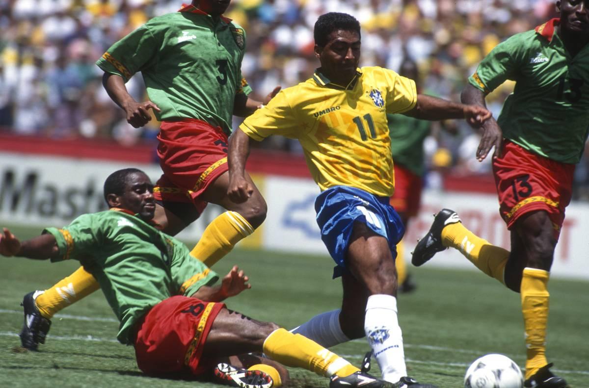 Brazil v Cameroon