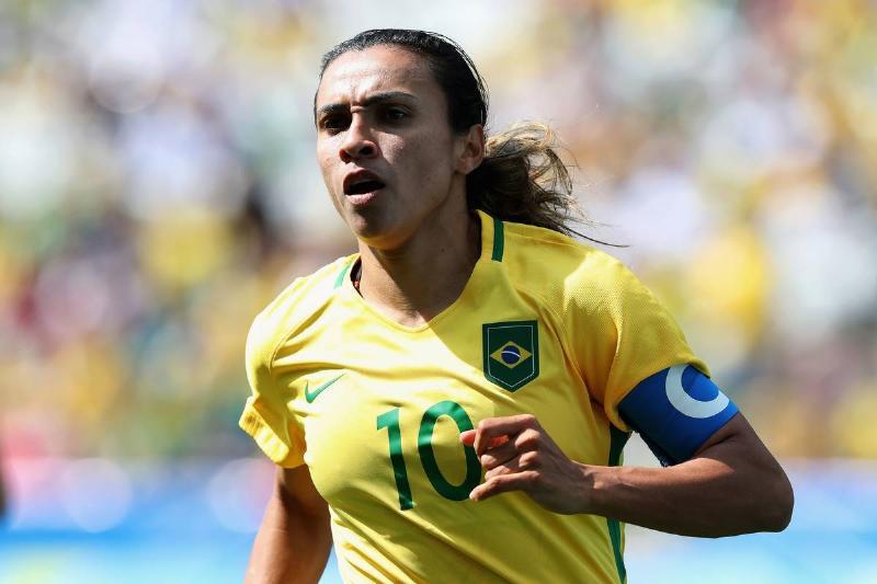 Brazil v Canada Bronze Medal Match: Women's Football - Olympics: Day 14