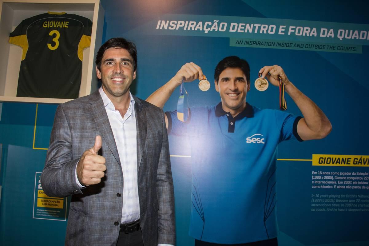 Inauguration of Space Olympics Rio de Janeiro