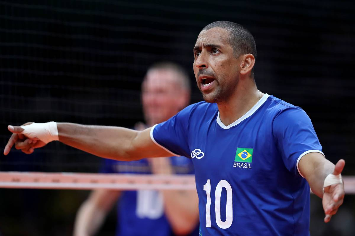 Volleyball - Olympics: Day 10