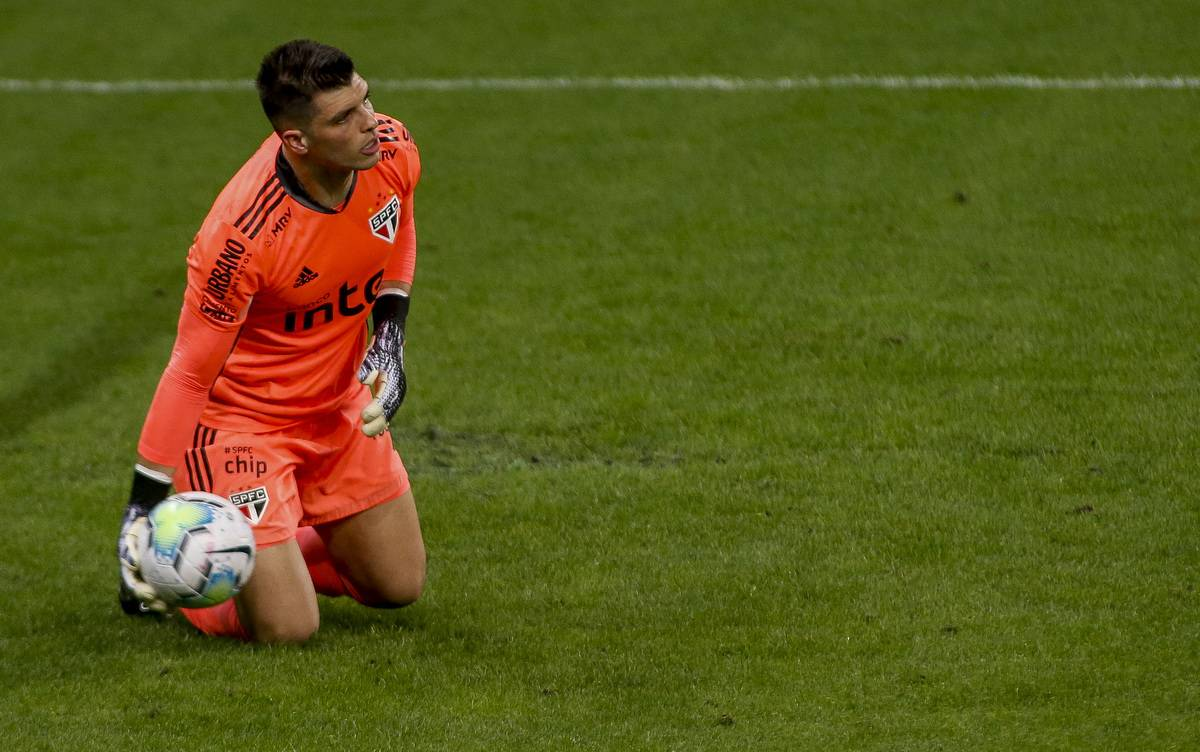 2020 Brasileirao Series A: Corinthians v Sao Paulo Play Behind Closed Doors Amidst the Coronavirus (COVID - 19) Pandemic