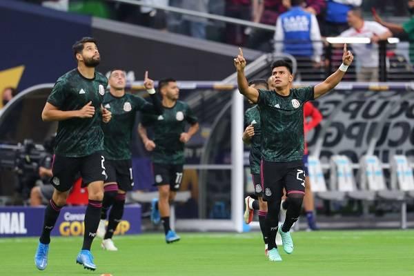5 Mexico Copa de Oro 20