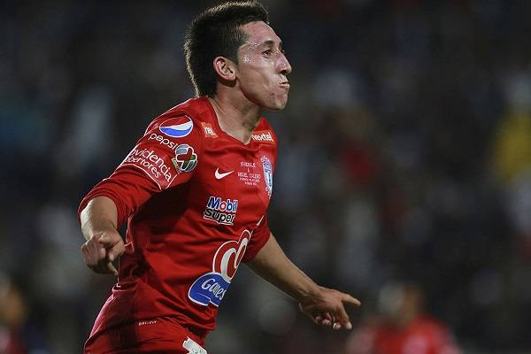 7 Hector Herrera 18