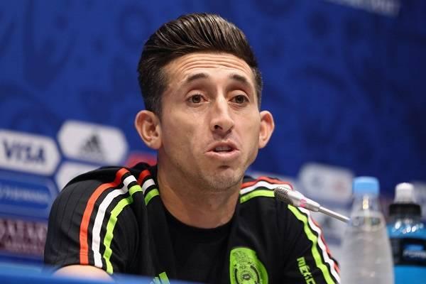 7 Hector Herrera 4