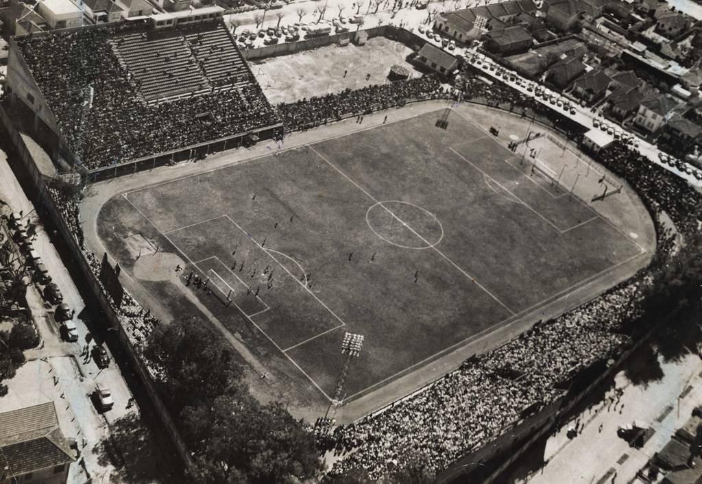 Inter - Estádio dos Eucaliptos