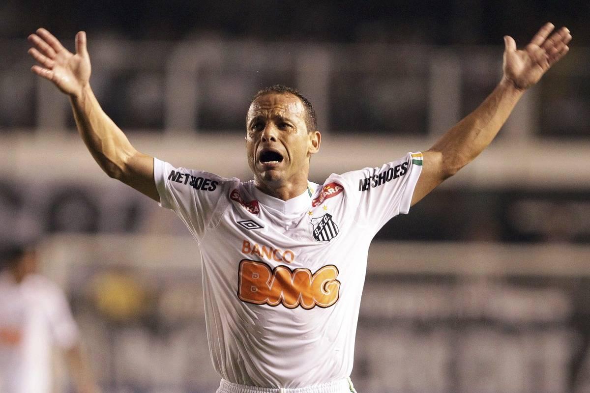 Santos v Colo Colo - Santander Libertadores Cup 2011