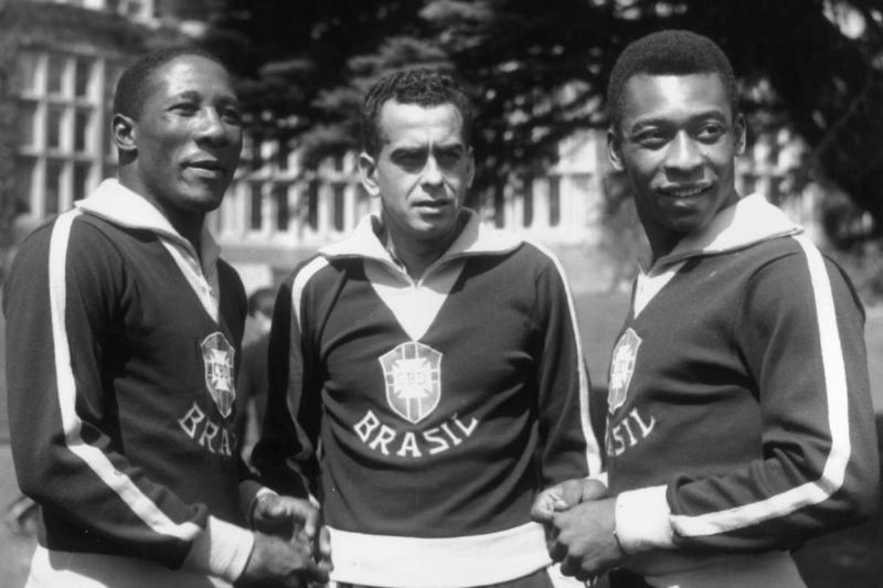 Santos, Zito & Pele