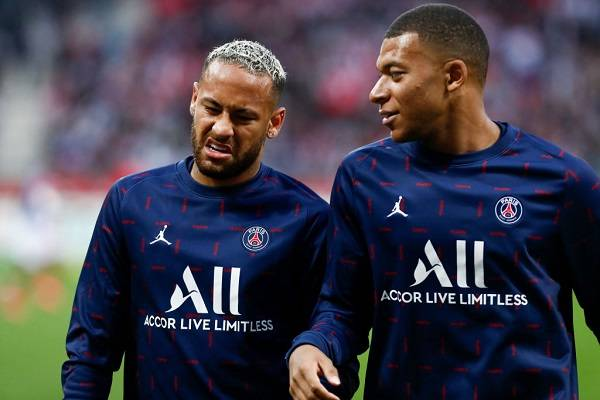19 Mbappe No Real 13