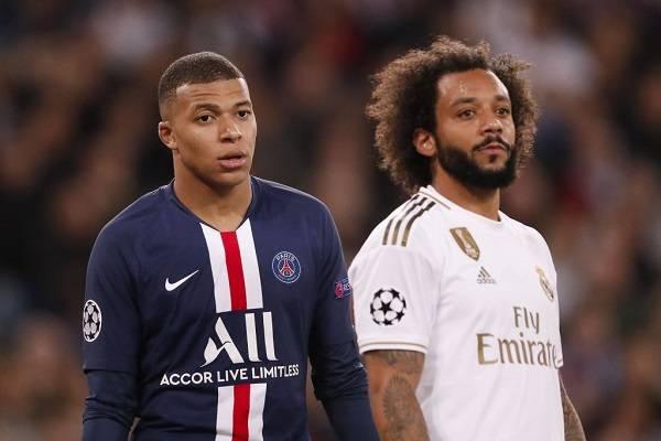 19 Mbappe No Real 2