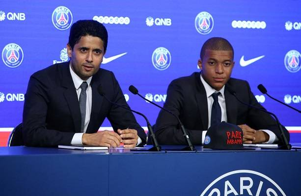 19 Mbappe No Real 5