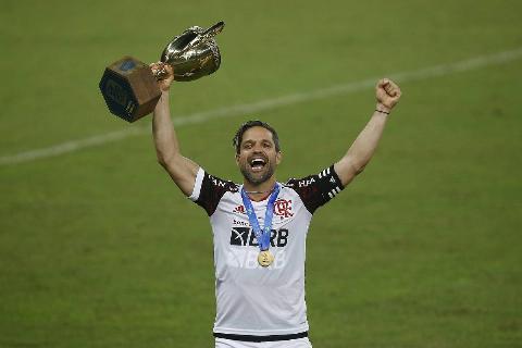 Flamengo - Diego Ribas
