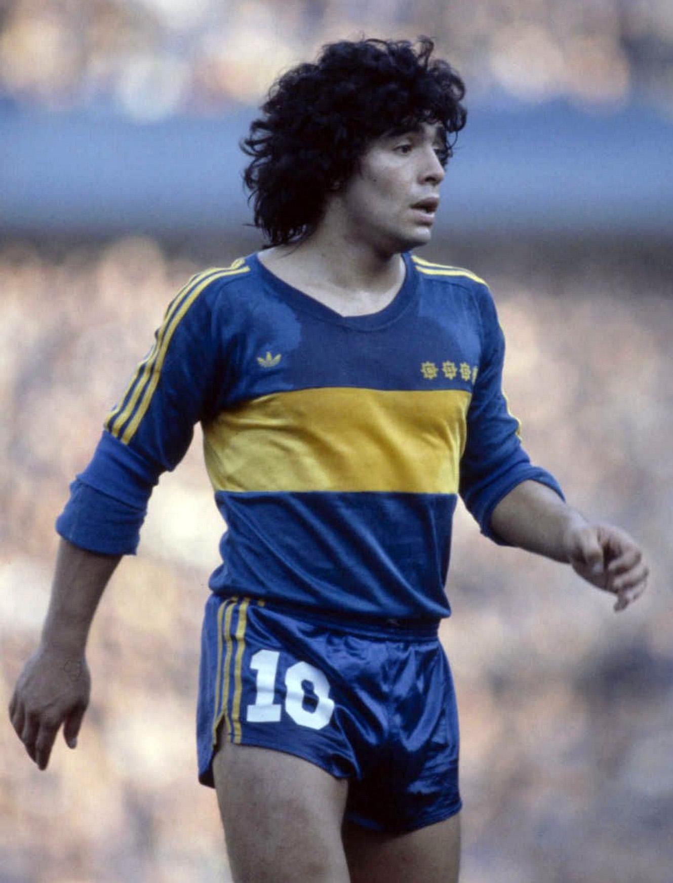 Boca Juniors, primer paso, 1981-1982